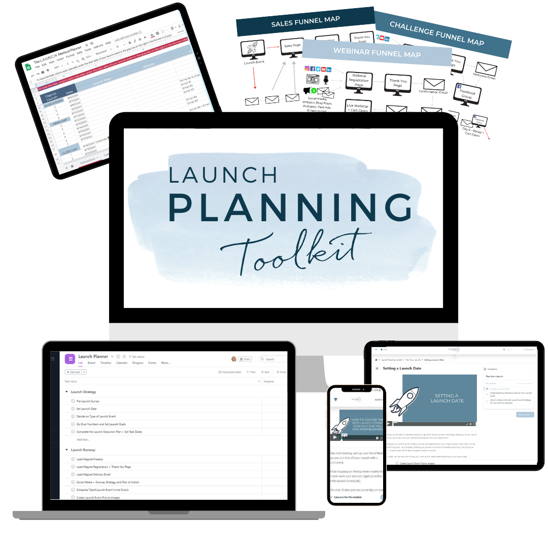 Launch Planning Toolkit