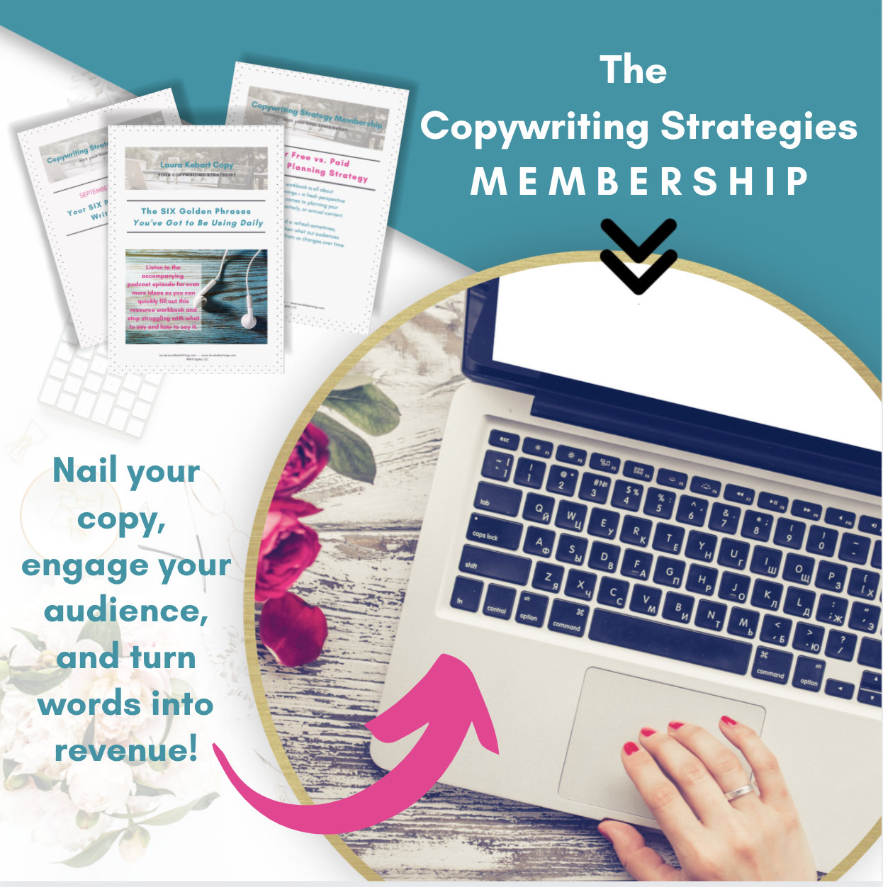 Copywriting Strategies Memberhip