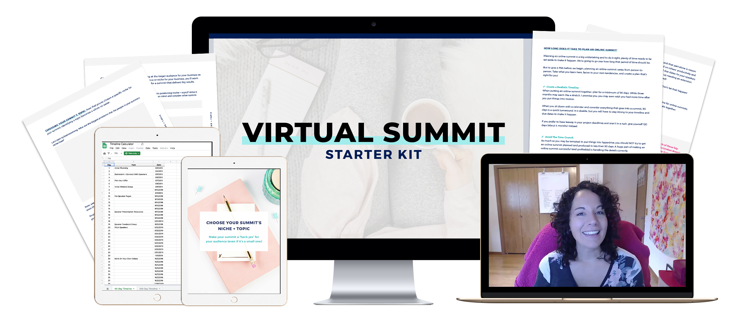 Virtual Summit Starter Kit